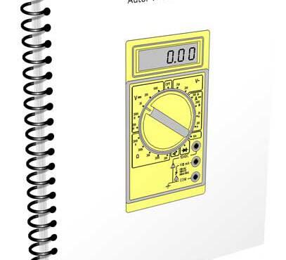 Download apostila em PDF como utilizar o multímetro analógico e digital