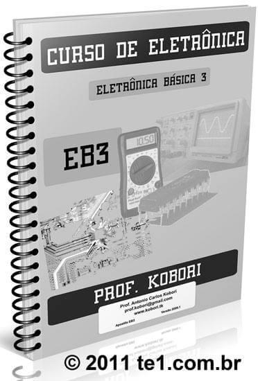 Download apostila Curso de eletrônica básica em PDF - Parte 3 -