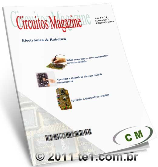 Download revista grátis em PDF Circuito Magazine volume 4 -