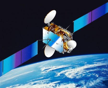 foto montagem satelite c2 via embratel 450x367 Globo Minas digital FTA no satélite C2 tv digital dicas como ligar uma antena parabolica Dicas apontamento de antena Antenas Antena