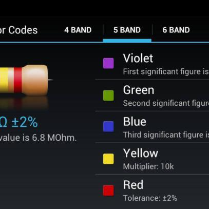 Download resistor calculator aplicativo para android