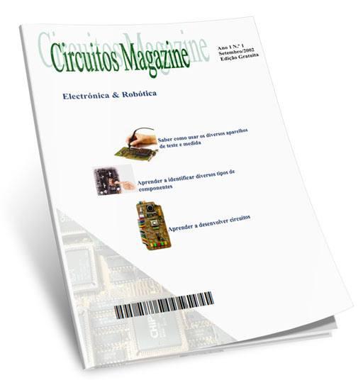 Download revista circuito magazine volume 1 - Revista em Pdf grátis
