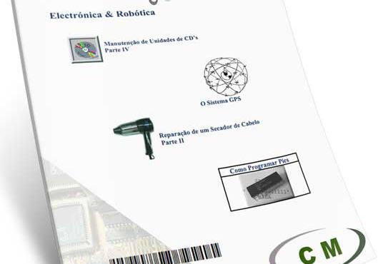 Download revista de eletrônica e robótica grátis - Circuitos Magazine - Edição sobre Programação pic's