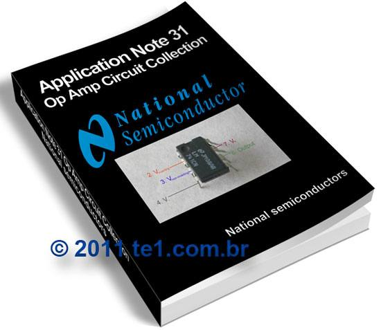 Download Application Note 31 - Coleção de circuitos de Op Amp - National semiconductors