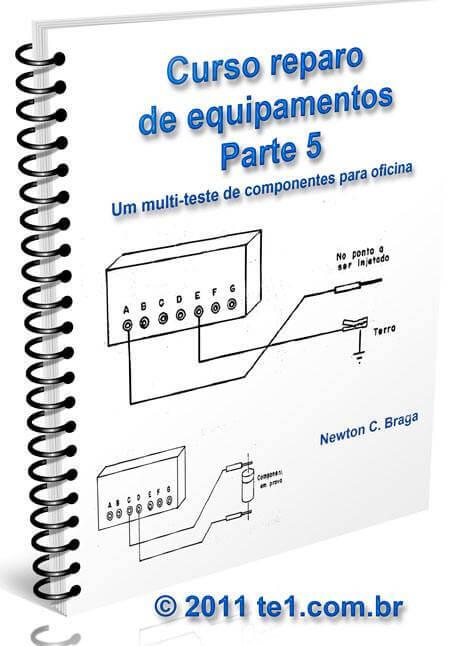 Download curso de reparação - Parte 5 - Um multi-teste de componentes para oficina