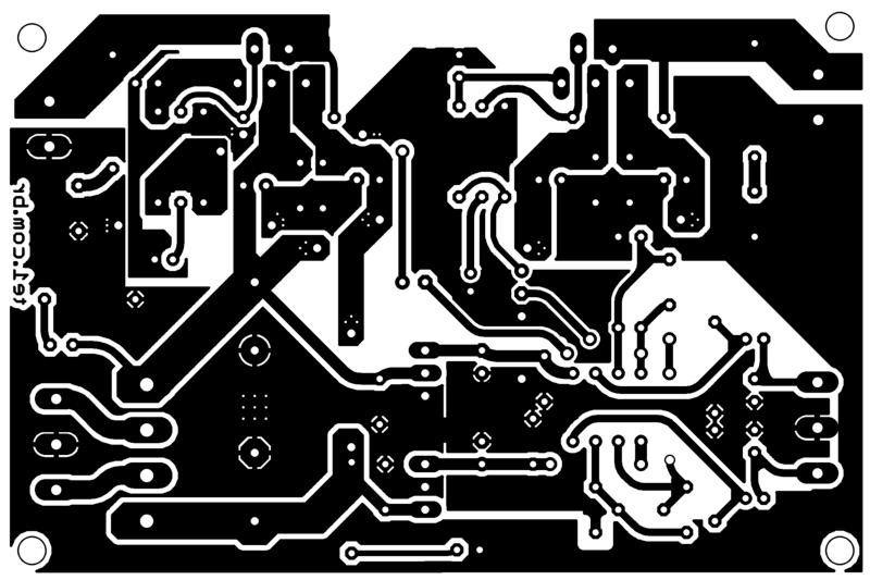 Lm1875 Amplificador Estereo Pcb Lm1875 Amplificador Lm1875 Amplificador De Potência Estéreo Com Pré Lm1875T
