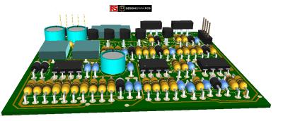 DesignSpark PCB programa cad layout Download DesignSpark PCB   Software Cad para Criação de PCIs Software de eletrônica placa de circuito impresso eagle circuito impresso Download Desenho de esquemas Desenho circuito impresso
