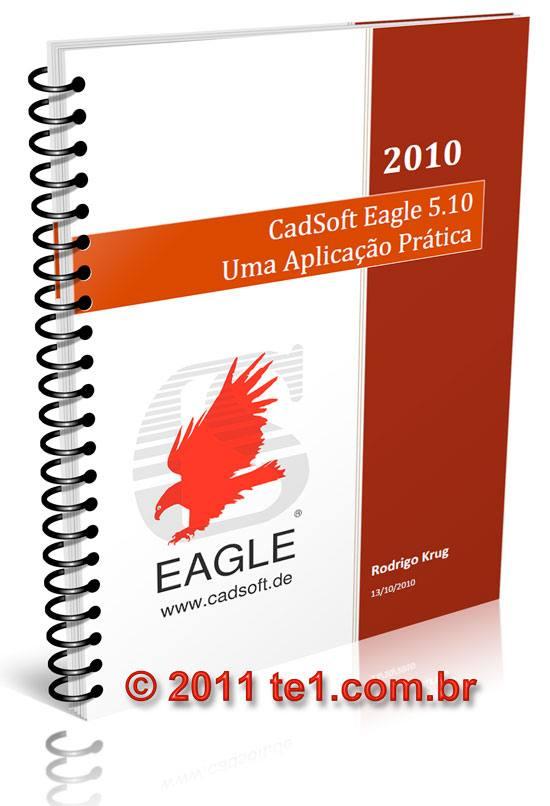 , Download Apostila grátis em PDF sobre Cadsoft Eagle CAD PCB