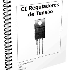 Download apostila em PDF sobre reguladores de tensão de 3 pinos