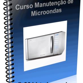 Download apostila em PDF Curso de manutenção de forno microondas