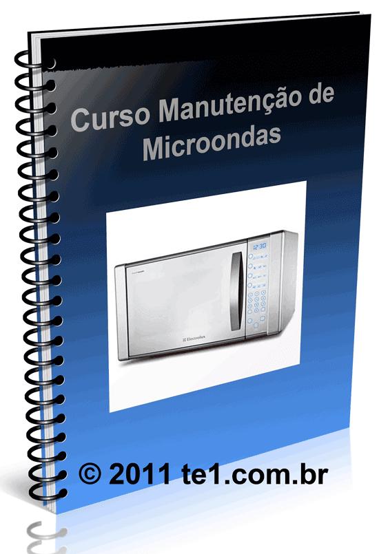 curso_manutencao_forno_microondas Download apostila em PDF Curso de manutenção de forno microondas