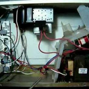 Como testar o circuito de alta tensão do forno microondas  – vídeo tutorial