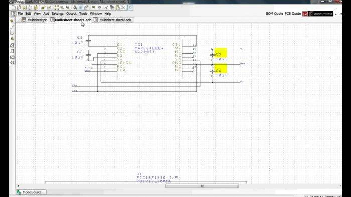 maxresdefault 700x394 Download DesignSpark PCB   Software Cad para Criação de PCIs Software de eletrônica placa de circuito impresso eagle circuito impresso Download Desenho de esquemas Desenho circuito impresso