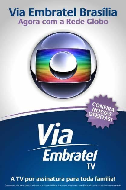 rede globo via embratel assinatura Globo nordeste está temporariamente aberta no satélite star One C2 tv digital Tutorial parabólica dicas como ligar uma antena parabolica Dicas Antenas