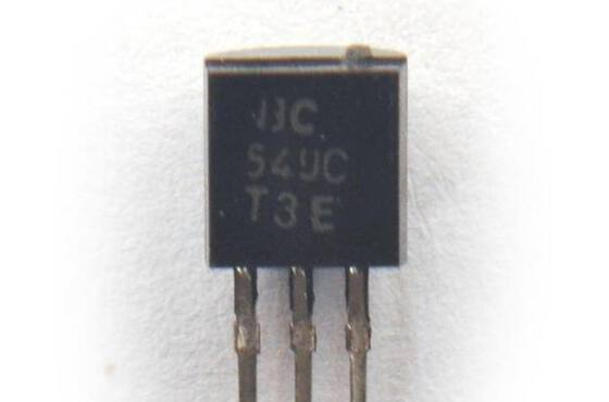 Bc549-transistor