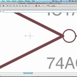 Tutorial EAGLE – Parte 02 – Criando Um Esquemático