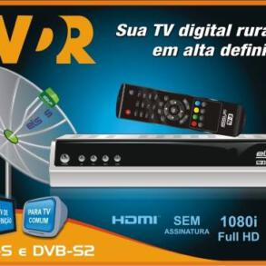 Thomson e Elsys TVDR – receptor HD para Globo digital Rural. Compensa?