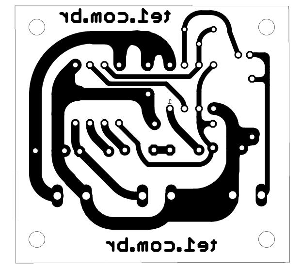 Pre amp Lm358 Circuito de pré amplificador de áudio com LM358   Op Amp duplo Pré amplificadores Circuitos Áudio