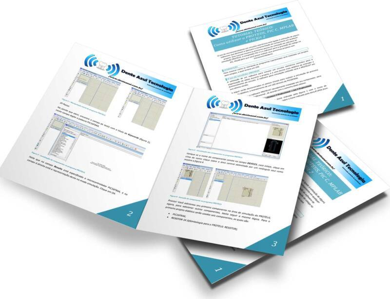 Download Tutorial De Utilização Proteus, Pic C, Mplab E Pickit 2