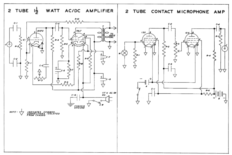 Download Coleção De Circuitos De Amplificador Valvulado