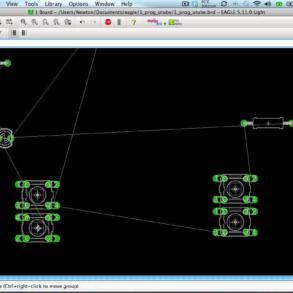 Vídeo tutorial curso gratuito Autodesk Eagle – Parte 22