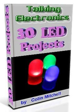 30 projetos com leds talking electronics Download E book gratuito 30 Projetos com led led Download Circuitos Apostilas