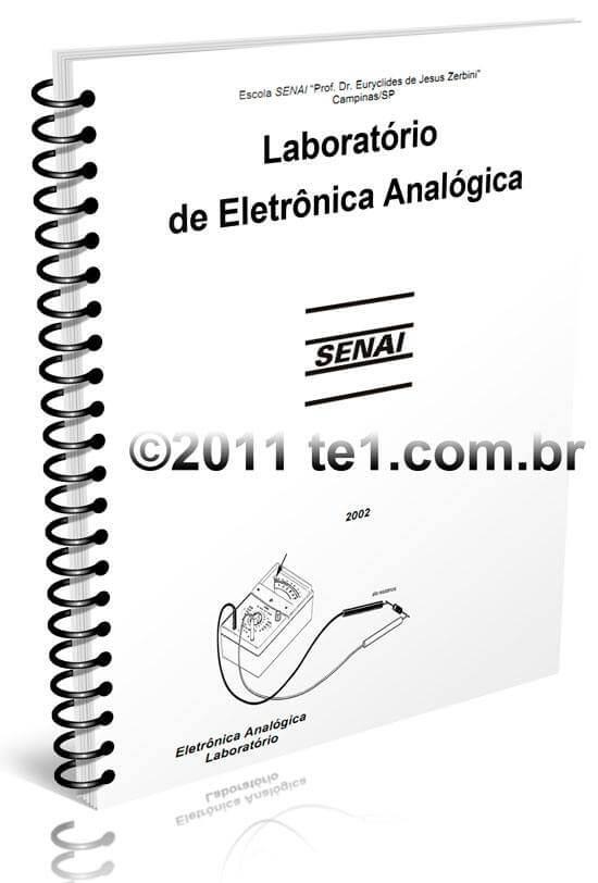 Download Apostila Laboratório de Eletrônica Analógica do Senai