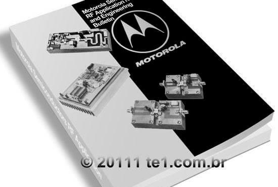 Circuitos de amplificadores de rf de 1 a 1000 watts - download aplication notes engineering bulletin antigos da motorola semiconductors
