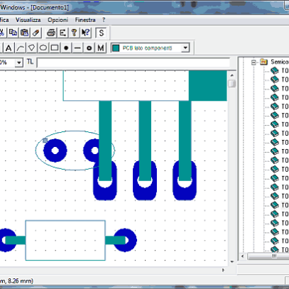 Download fidocad – software para desenho de esquemas e pcb