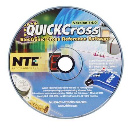 NTE QUICKCross Guia substituicao componentes Download software NTE QUICKCross 15 Software de eletrônica Download Dicas Datasheet