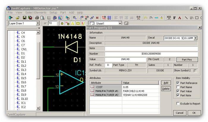 , Download ZenitPCB suite – Software CAD para PCB