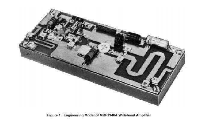 amplificador RF Circuitos de amplificadores de RF de 1 a 1000 Watts   Download AN Motorola Transmissores e RF Transmissores pdf Dicas Circuitos Apostilas