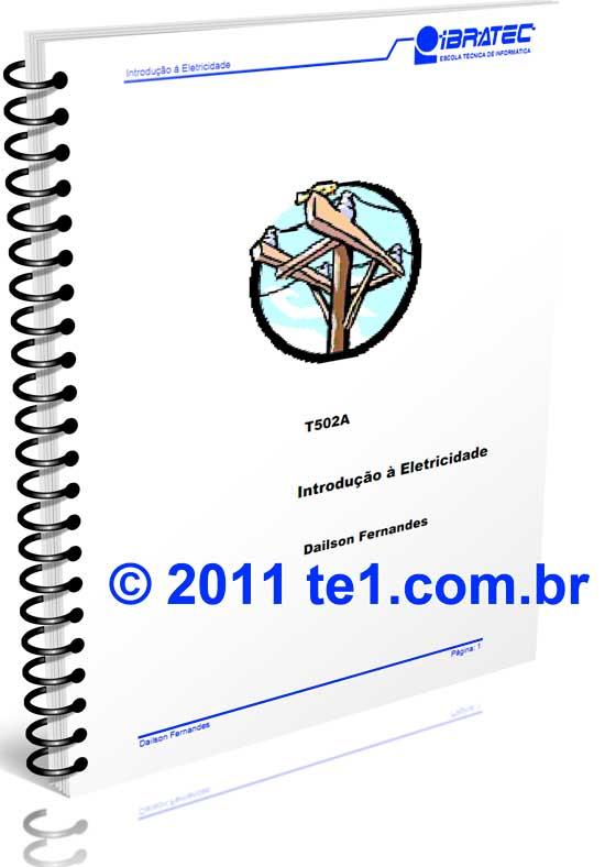 apostila eletricidade basica Download apostila sobre eletricidade básica para informática da Ibratec Download Apostilas