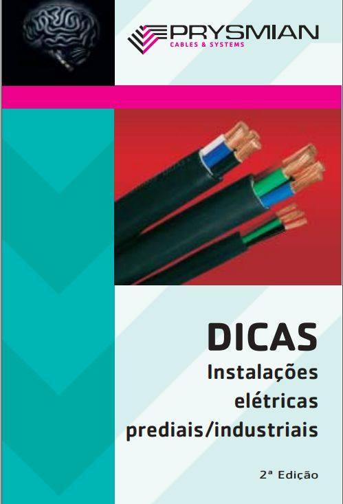 dicas instalacao eletrica residencial predial Download Manual Prysmian de Instalações Elétricas Tutoriais pdf Download Dicas Desenho de esquemas Circuitos Apostilas