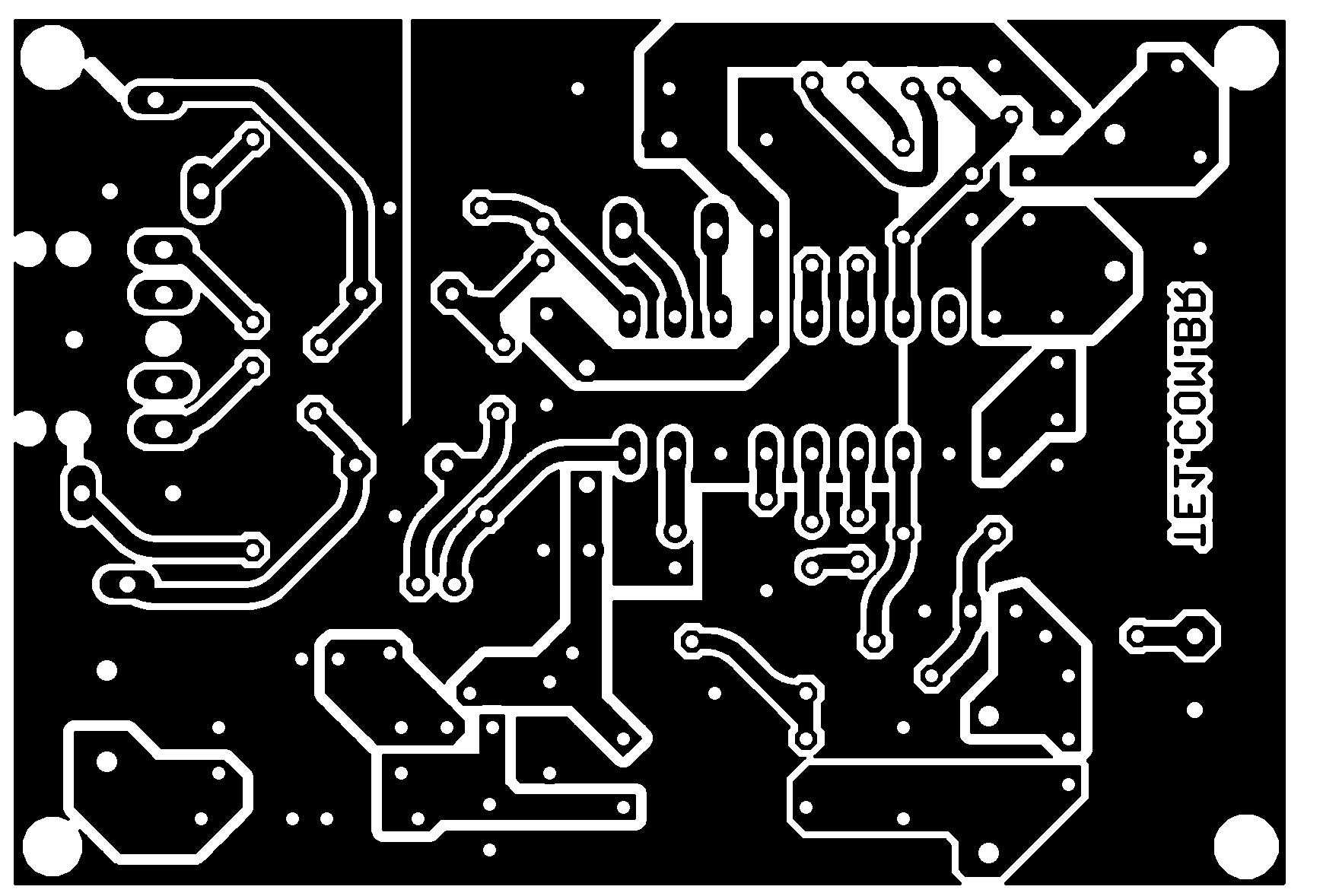 pci transmissor fm ba1404 estereo Circuito de transmissor de FM estéreo com CI Ba1404 amplificado Transmissores Fm Transmissores e RF Transmissores estéreo Circuitos