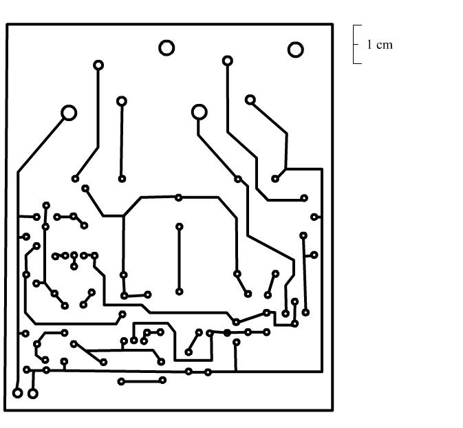 2n3055_power_amplifier_pcb_pistas