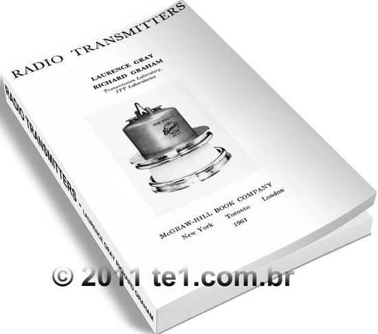 Baixar Livro em PDF sobre Radio Transmissores Valvulados - Radio Transmitters - LAURENCE GRAY RICHARD GRAHAM