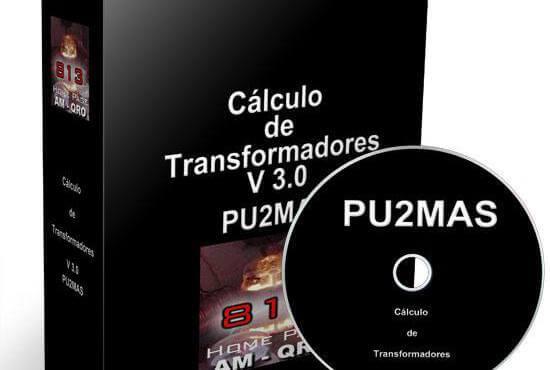Download Programa Para Cálculo De Transformadores V 3.0 Por Pu2Mas