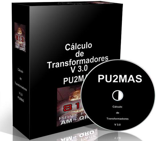 programa calculo transformadores pu2mas Download Programa para Cálculo de Transformadores v 3.0 por PU2MAS   Calcula Transformadores de Força e Modulação  Transformador Software de eletrônica Download Calculadoras Amplificadores