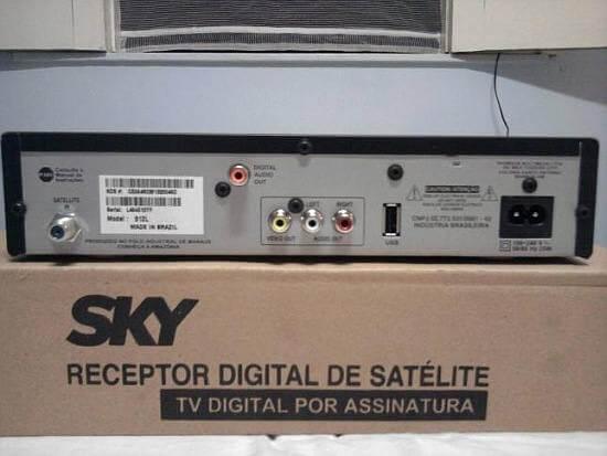 sky livre tv digital satelite foto receptor Review sobre Sky Livre   Compensa adquirir? Como funciona? tv digital Tutoriais parabólica Notícias dicas como ligar uma antena parabolica Dicas