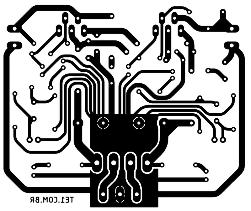 Lm1875 estéreo amplificador de potência 2 x 30w rms lm1875t