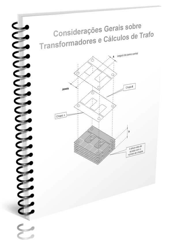 apostila calculo transformador Download Apostila sobre transformadores   teorias, Práticas e Dicas Tutoriais Transformador pdf Download Dicas Apostilas
