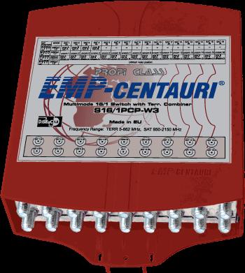 chave diseqc 16x1 emp centauri O que é o protocolo Diseqc e Chaves  para parabólica Tutoriais parabólica Notícias Dicas