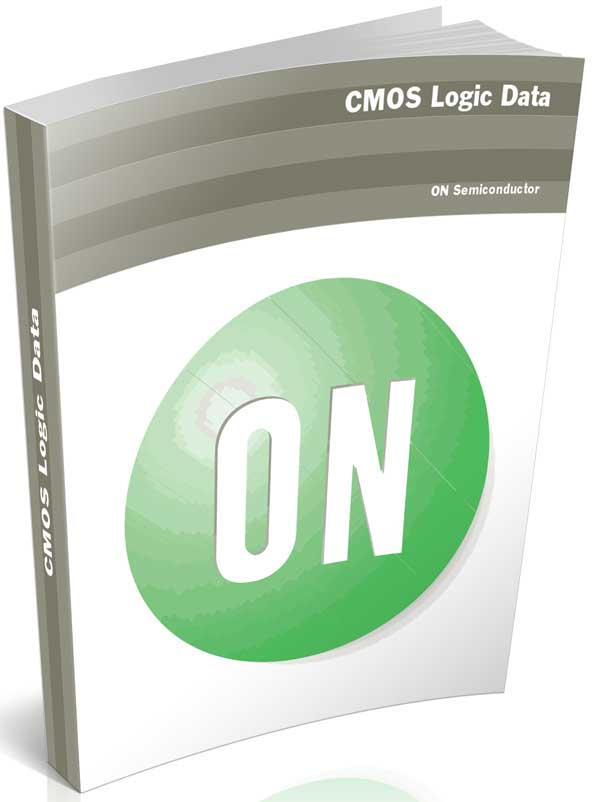 Download E-book em PDF - Manual de Circuitos Integrados CMOS - CMOS Logic Data - ON Semiconductor