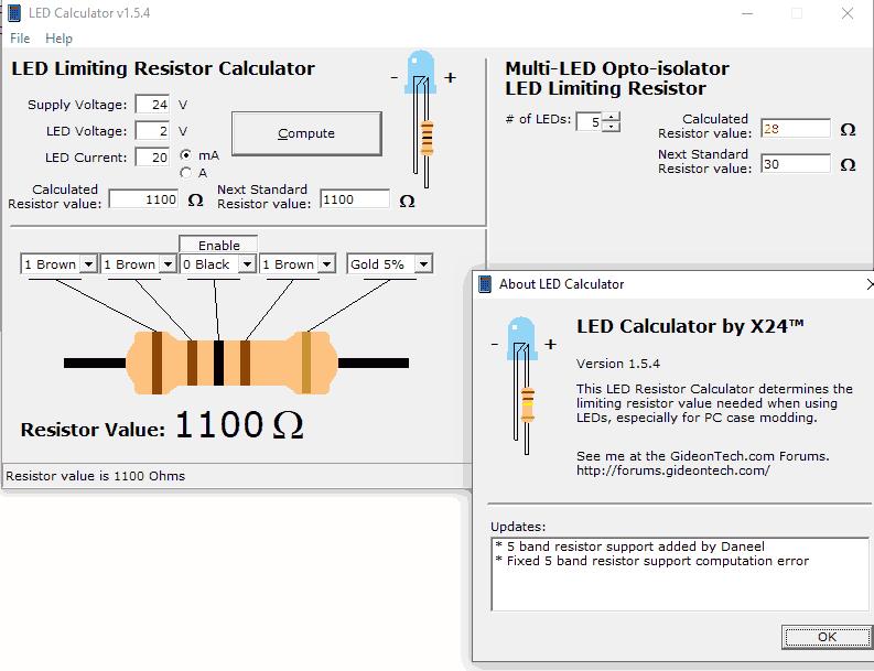 Calculadora De Led X24 Led Calculator X24 Led Calculator Calculadoras Download Calculadora De Led X24 Led Calculator