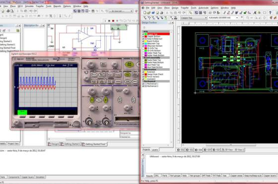 Download ni multisim 12 ni ultiboard 12 professional e academic - circuit design suite 12 - nova versão do famoso simulador de circuitos - grátis por 30 dias