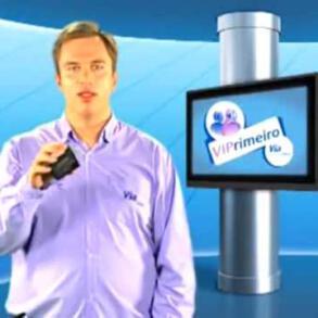 Vídeo aula Via Embratel Satellite Finder ou localizador de satélite