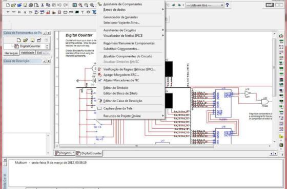 Download multisim 11 em português - ni multisim e ni ultiboard ni - circuit design suite versão personalizada em português