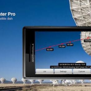 Dishpointer aplicativo pra ajudar no apontamento de antenas com Google Earth