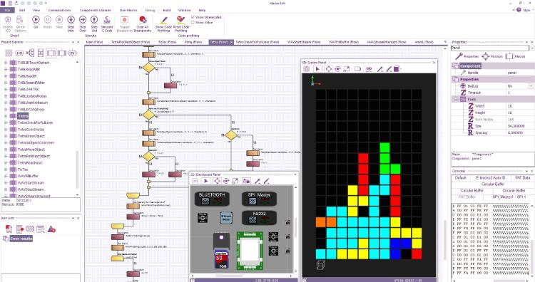 Download Flow Code 5 - Programe Microntroladores PIC, AVR e ARM através de fluxogramas - Mesmo sem conhecimento aprofundado de programação